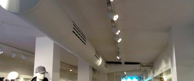 Conoce las ventajas del Sistema de zonificación por conductos de aire acondicionado