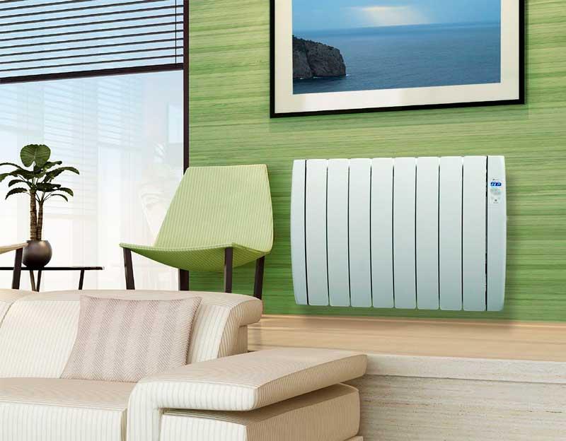 Conoce la calefacción ecológica, tipos y usos