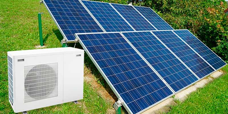 Ventajas del sistema de Aerotermia alimentado con fotovoltaica