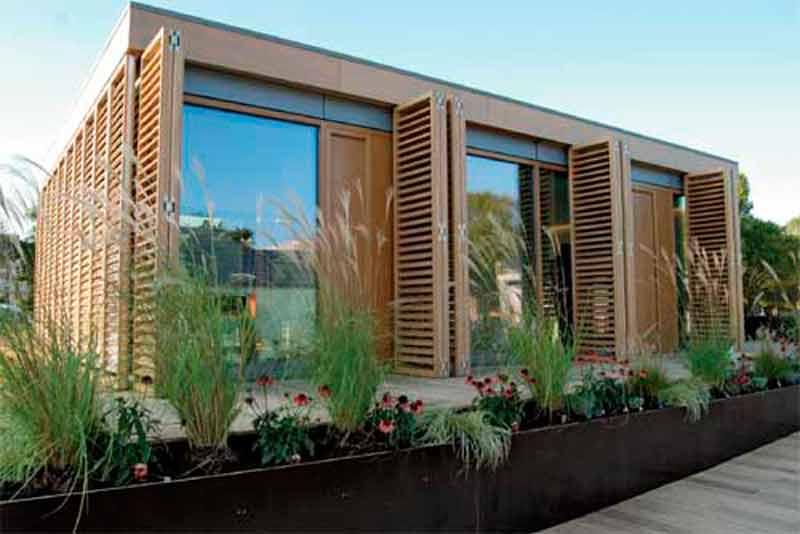 Los 5 principios de una casa pasiva para que tenga eficiencia energética