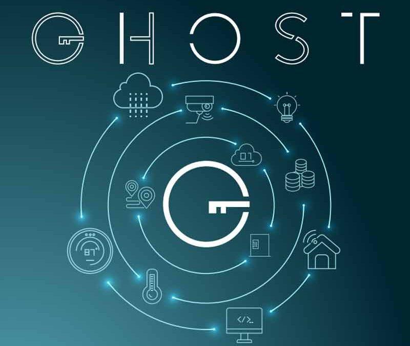 Proyecto Ghost para la seguridad en hogares inteligentes