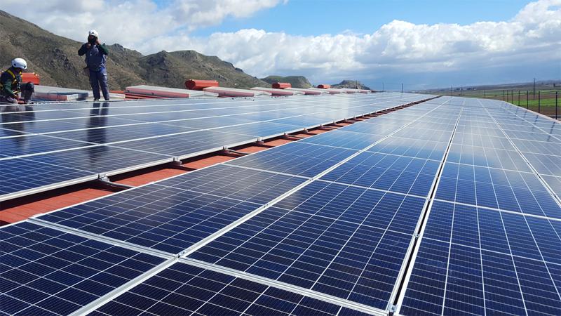 Celda solar de perovskita: alta eficiencia a mínimo coste