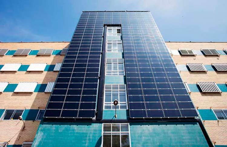 Eficiencia Energética en Edificios: Energía Solar y Gas