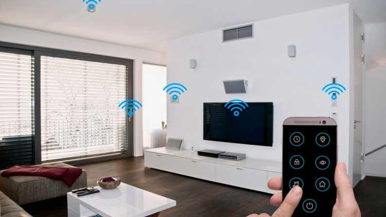 Los  beneficios de las viviendas inteligentes