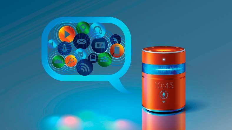 Domótica: dispositivos que se activan por voz