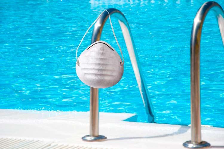 Mantenimiento de piscinas es ideal para evitar el COVID-19