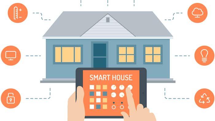 Domótica en casa tu nueva smart home