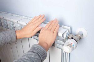 Mantenimiento y Reparación de sistemas de calefacción