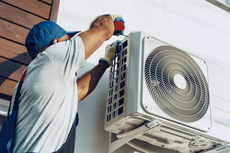 ¿Cuáles son las fallas más comunes que presenta el compresor de aire acondicionado?